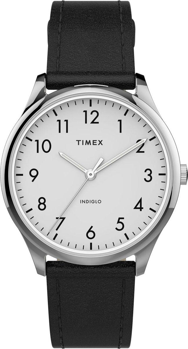 Мужские часы Timex TW2T72100VN timex часы timex tw5m09500 коллекция ironman
