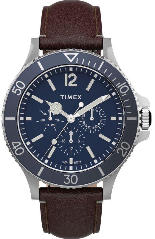 Мужские часы Timex TW2U13000VN timex часы timex tw5m09500 коллекция ironman