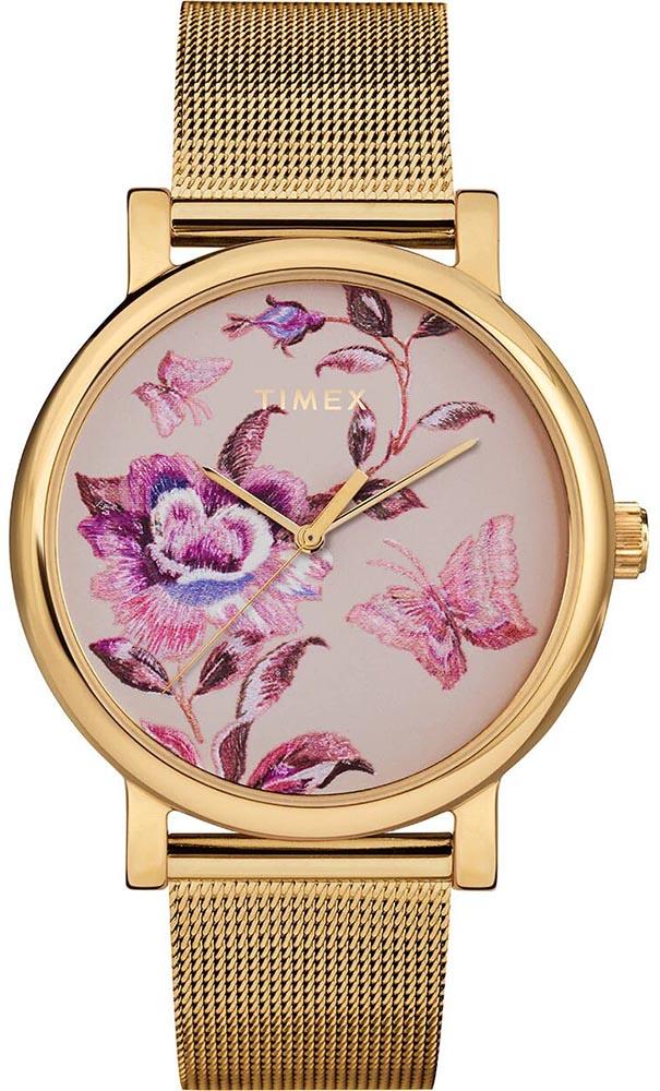 Женские часы Timex TW2U19400VN timex часы timex tw4b09400 коллекция expedition