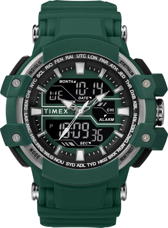 Мужские часы Timex TW5M22800RM наручные часы мужские timex цвет зеленый черный tw4b00900