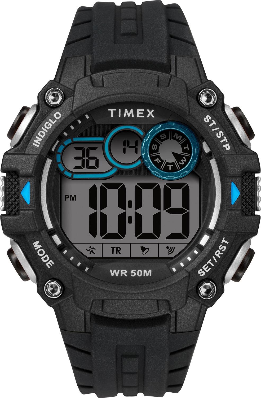 Мужские часы Timex TW5M27300RM timex часы timex tw5m09500 коллекция ironman