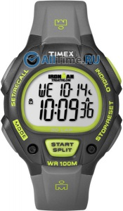 Часы timex ironman инструкция на русском