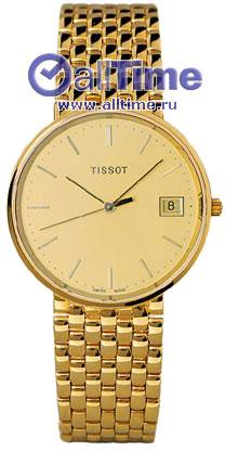RSS-лента новостей. Заказ, упаковка, доставка наручных часов. Мужские наручные золотые часы Tissot T73.2.403.21 Нет