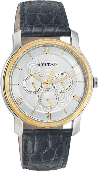 Мужские часы Titan 1618BL01