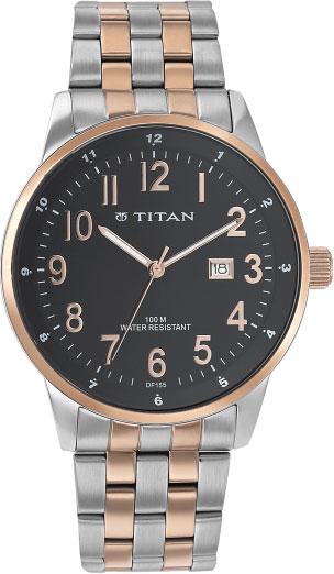 Мужские часы Titan 9441KM01J