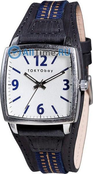 Мужские часы TOKYObay T376BL tokyobay tokyobay t233 lil