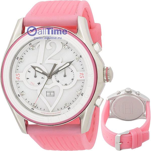 Женские наручные fashion часы в коллекции Multifunction Tommy Hilfiger