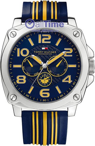 Мужские наручные fashion часы в коллекции Multifunction Tommy Hilfiger