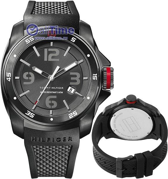 Мужские наручные fashion часы в коллекции Fashion Tommy Hilfiger