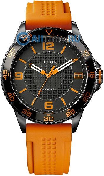 Купить Наручные часы TH-1790837  Мужские наручные fashion часы в коллекции Fashion Tommy Hilfiger