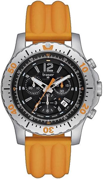 Мужские часы Traser P6602.P53.0S.01 traser p6602 85f 0s 01 traser