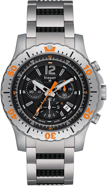 Мужские часы Traser TR_100213 traser p6602 85f 0s 01 traser