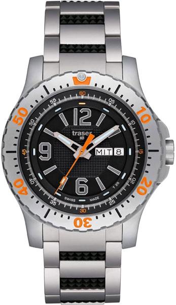 Мужские часы Traser TR_100224 traser p6602 85f 0s 01 traser