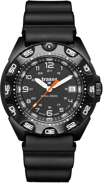 Мужские часы Traser TR_105476 спот globo 54983 1