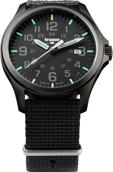 Фото «Швейцарские наручные часы Traser TR_107422»
