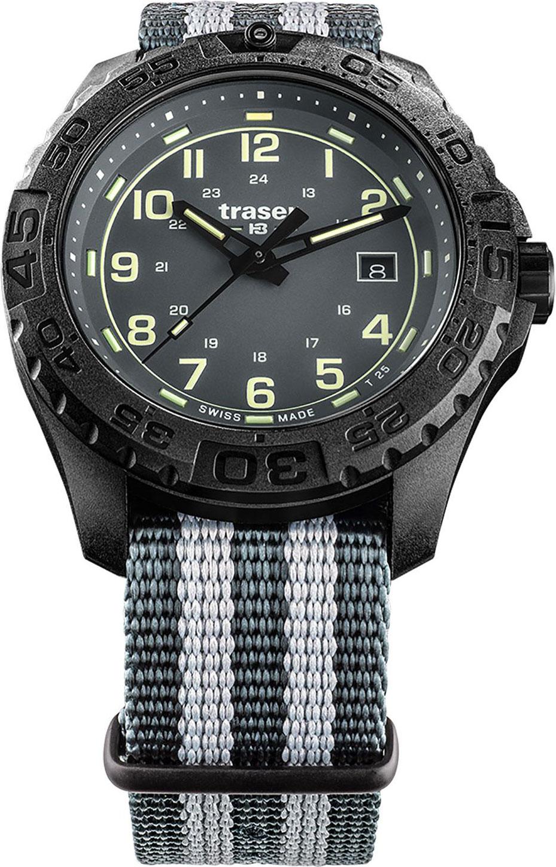 Швейцарские мужские часы в коллекции Профессиональные Мужские часы Traser TR_109037 фото