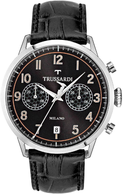 Мужские часы Trussardi R2451123003 часы trussardi trussardi tr002dweftd4