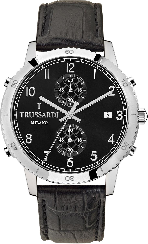 Мужские часы Trussardi R2471617006 часы trussardi trussardi tr002dweftd4