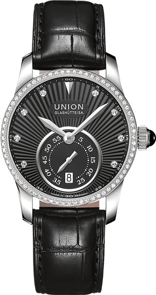 Женские часы Union Glashütte/SA. D0042281605601 часы настенные union hotel