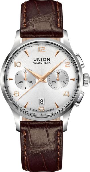 Мужские часы Union Glashutte/SA. D0054271603701