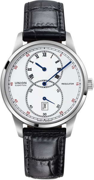 Мужские механические наручные часы Union Glashütte/SA. D0074451601300