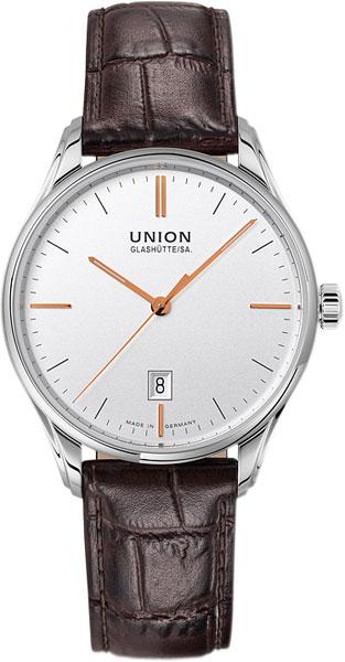 Мужские часы Union Glashütte/SA. D0114071603101 часы настенные union hotel