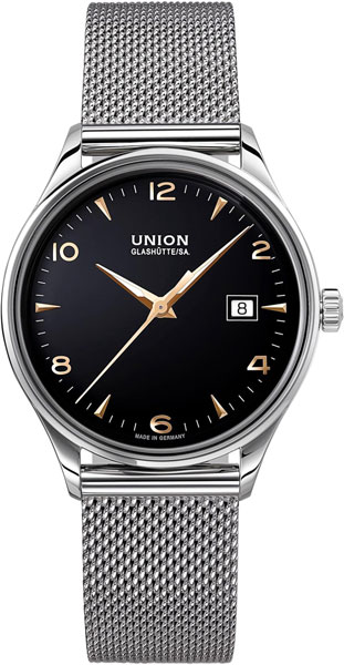 Union Glashütte/SA. D0124071105701
