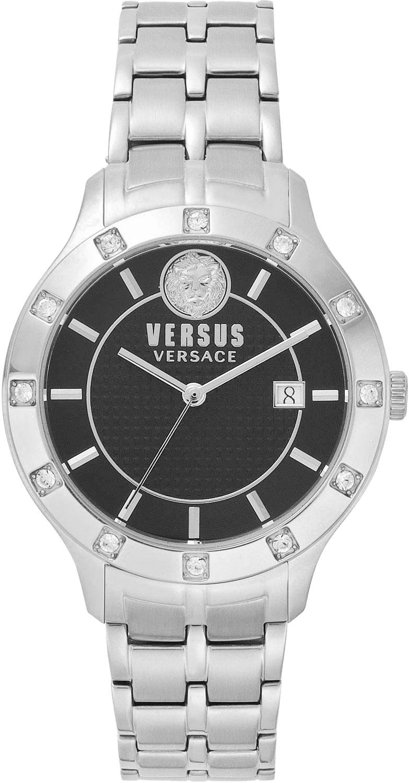 Женские часы VERSUS Versace VSP460118 наручные часы женские versus versace цвет стальной черный sbe040015