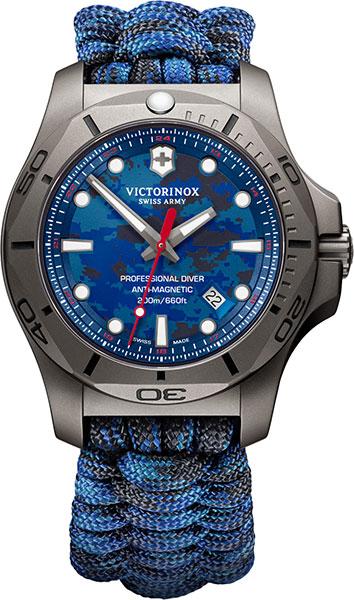 Фото «Швейцарские титановые наручные часы Victorinox 241813»