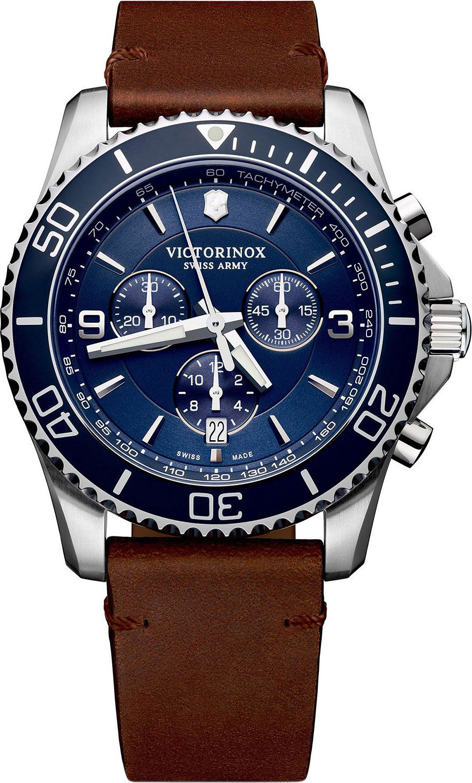Швейцарские мужские часы в коллекции Maverick Мужские часы Victorinox 241865 фото