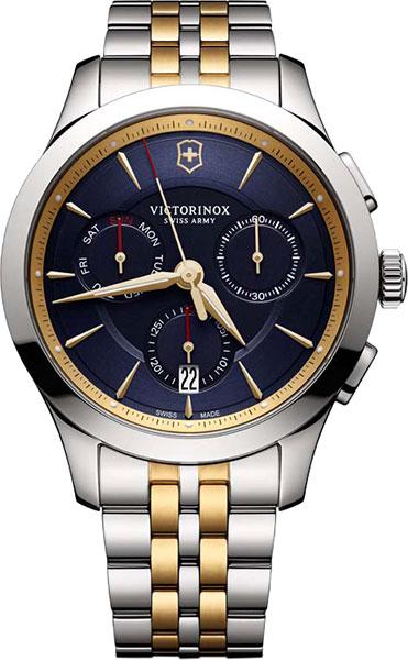 цена Мужские часы Victorinox 249118 онлайн в 2017 году