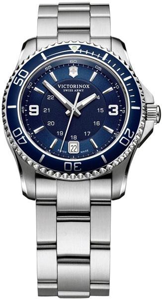 Женские часы Victorinox 241609 браслет стальной к часам маурицио