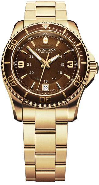 Женские часы Victorinox 241614 браслет стальной к часам маурицио