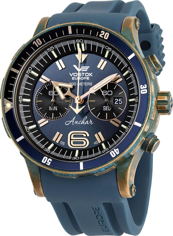 Мужские часы Vostok Europe 6S21/510O586P