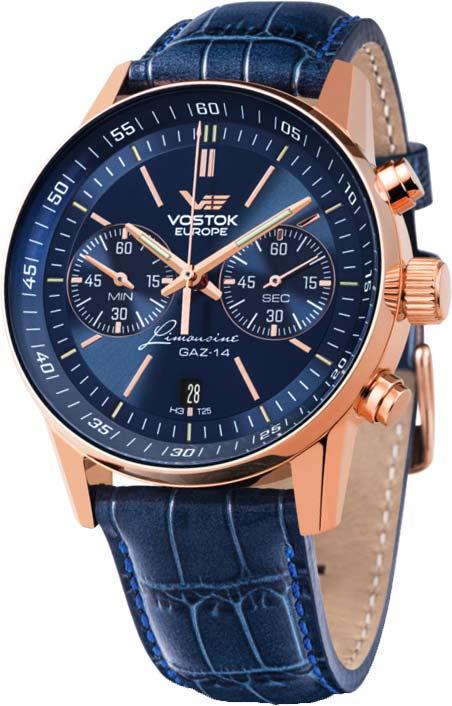 Мужские часы Vostok Europe 6S21/565B596