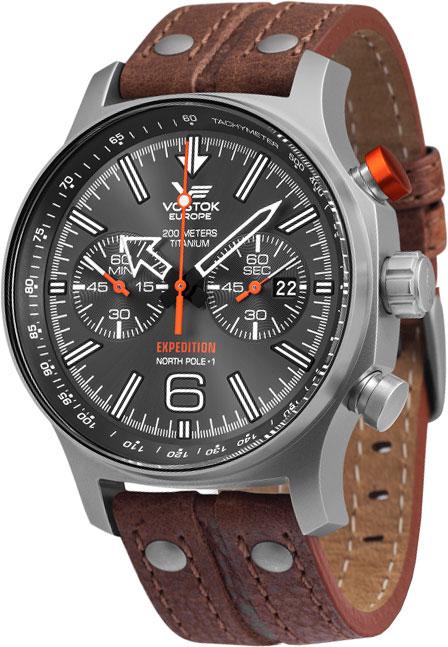 Мужские часы Vostok Europe 6S21/595H298 все цены