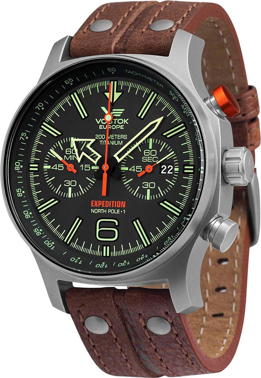 Мужские часы Vostok Europe 6S21/595H299