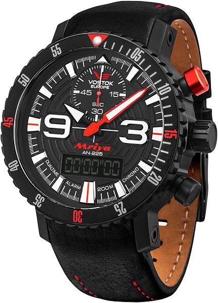 Мужские часы Vostok Europe 9516/5554250