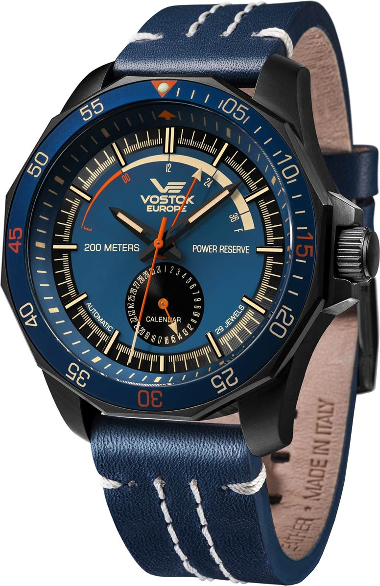 Мужские часы Vostok Europe NE57/225C564
