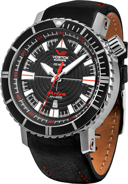 Мужские часы Vostok Europe NH35/5555235