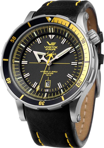 Мужские часы Vostok Europe NH35A/5105143