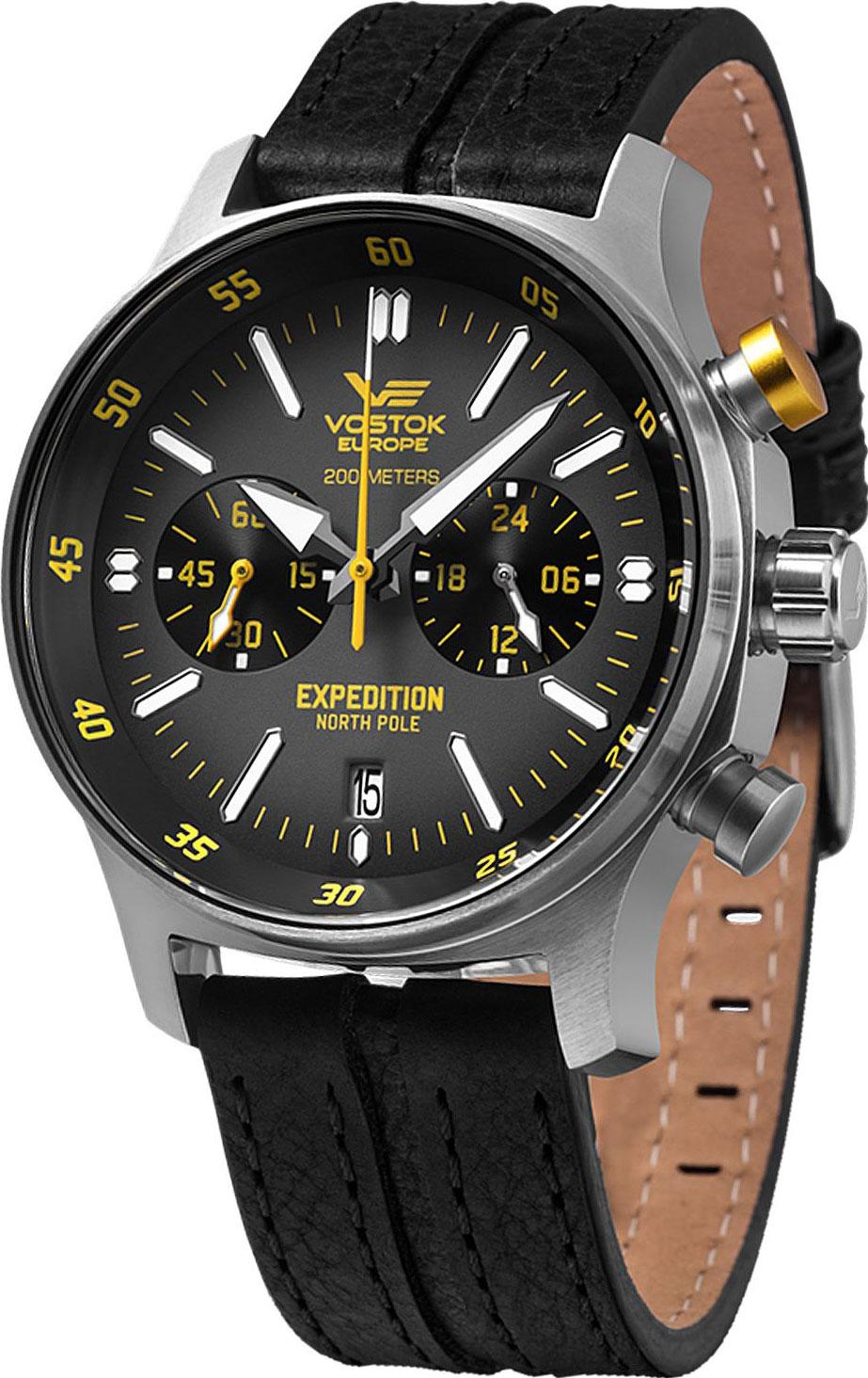 Мужские часы Vostok Europe VK64/592A560