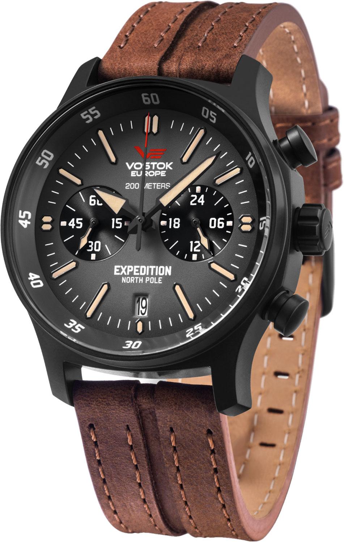 Мужские часы Vostok Europe VK64/592C558