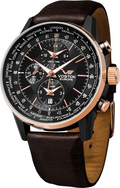 Мужские часы Vostok Europe YM26/5603255