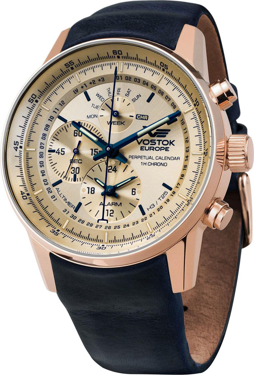 Мужские часы Vostok Europe YM86/565B290