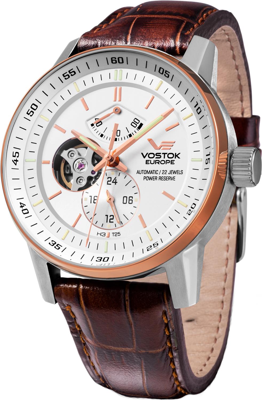 Мужские часы Vostok Europe YN84/565E550