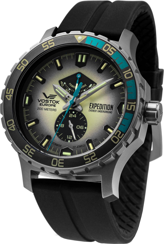 Мужские часы Vostok Europe YN84/597A544