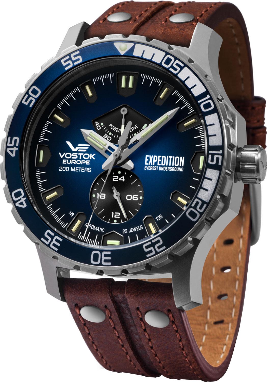 Мужские часы Vostok Europe YN84/597A545