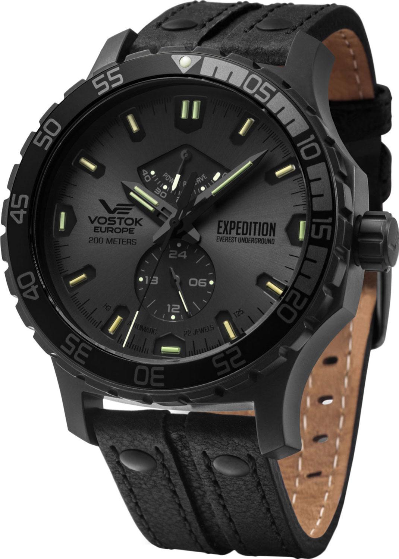 Мужские часы Vostok Europe YN84/597D542 все цены