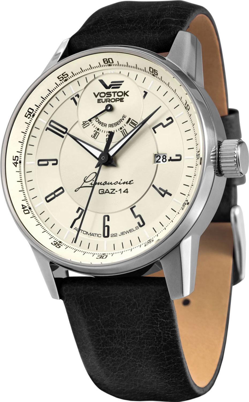 Мужские часы Vostok Europe YN85/560A518